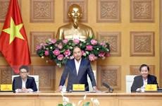 Thủ tướng Nguyễn Xuân Phúc chủ trì cuộc họp về cải cách tiền lương
