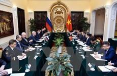 Đối thoại chiến lược cấp thứ trưởng thứ nhất Bộ Ngoại giao Việt-Nga