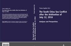 Nhà xuất bản Đức phát hành cuốn sách đặc biệt về Biển Đông