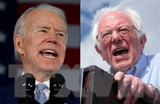"""Mỹ: Hai ứng cử viên đảng Dân chủ chuẩn bị ngày """"Siêu thứ Ba"""" thứ 2"""