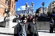 Dịch COVID 19: Tham mưu trưởng quân đội Italy nhiễm bệnh