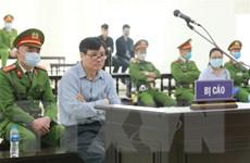 Xử phạt Trương Duy Nhất 10 năm tù vì lợi dụng chức vụ, quyền hạn