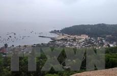 Bình Định: Dừng đón khách tham quan đảo Nhơn Châu từ ngày 13/3