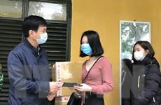 166 công dân đầu tiên hoàn thành thời gian cách ly y tế tại Thanh Hóa