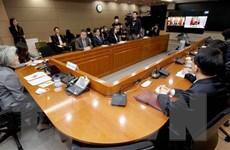 Hàn Quốc, Trung Quốc và Nhật Bản họp trực tuyến thảo luận về COVID-19