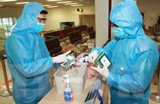 Nỗ lực phòng, chống dịch COVID-19 tại Cảng hàng không quốc tế Nội Bài