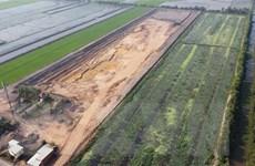 Hai doanh nghiệp bị xử phạt nặng vì sử đụng đất trái phép