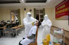 Người tiếp xúc gần bệnh nhân 65 âm tính với virus SARS-CoV-2