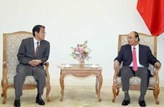 Thủ tướng tiếp Đại sứ Nhật Bản Kunio Umeda đến chào từ biệt