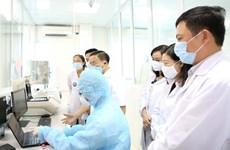 Hà Tĩnh ra mắt phòng xét nghiệm chẩn đoán COVID-19, lấy mẫu diện rộng