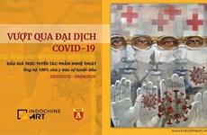 Tổ chức đấu giá tác phẩm nghệ thuật gây quỹ phòng, chống COVID-19