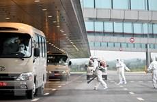172 chuyên gia Hàn Quốc tại Bắc Ninh hoàn thành cách ly 14 ngày