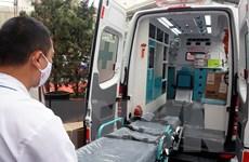 Quảng Ninh có xe cứu thương tiêu chuẩn quốc tế phòng chống COVID-19