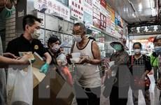 Hong Kong ghi nhận 16% ca mắc COVID-19 không có triệu chứng
