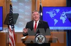 Ngoại trưởng Pompeo nhấn mạnh nỗ lực kiến tạo hòa bình tại Afghanistan