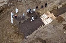 [Video] Rùng mình với hố chôn tập thể trên đảo Hart ở New York