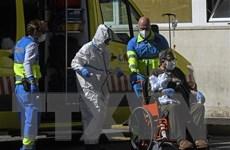 Tây Ban Nha ghi nhân số ca tử vong mới thấp nhất trong vòng 17 ngày
