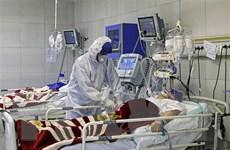 Số liệu tử vong vì COVID-19 tại các quốc gia Trung Đông và châu Âu