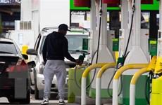 Giá dầu thế giới giảm xuống mức thấp nhất trong 18 năm