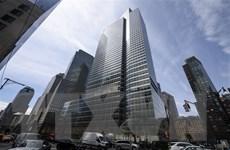 Mỹ: Các tập đoàn tài chính lớn công bố lợi nhuận quý I giảm gần 50%