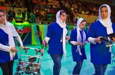 Nhóm nữ sinh Afghanistan chế tạo máy thở từ các bộ phận xe ôtô cũ