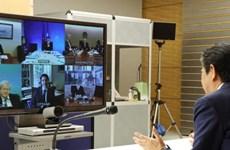 Các lãnh đạo G7 tiến hành hội nghị trực tuyến về dịch COVID-19