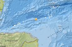 Động đất làm rung chuyển một phần bang Quintana Roo của Mexico
