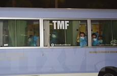 Hình ảnh Đà Nẵng tiếp nhận 57 công dân Việt Nam trở về từ Italy