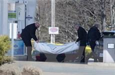 Vụ nổ súng hàng loạt ở Canada: ít nhất 13 người thiệt mạng
