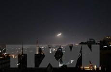 Syria đáp trả cuộc tấn công tên lửa của Israel vào Palmyra