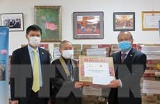 Đại sứ quán Việt Nam tại Nhật hỗ trợ công dân gặp khó khăn vì COVID-19