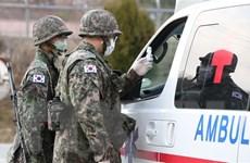 Quân đội Hàn Quốc dỡ bỏ lệnh cấm binh lính ra ngoài đơn vị