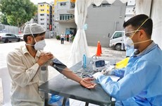 Dịch COVID-19: Số ca nhiễm tại Singapore vượt mốc 10.000