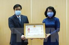 Qua đại dịch COVID-19, niềm tin với ngành y tế Việt Nam được nâng cao