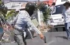Bạc Liêu: Thông tin về người cầm vật nghi súng đe dọa lái xe tải