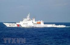 'Hành động của Trung Quốc ở Biển Đông vi phạm luật pháp quốc tế'