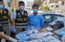 Peru điều tra sai phạm trong mua thiết bị bảo hộ y tế cho cảnh sát