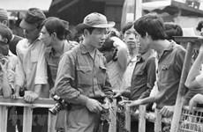 Nhà báo Đinh Quang Thành và những khoảnh khắc lịch sử