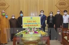 Đồng hành cùng dân tộc là bản sắc của Phật giáo Việt Nam