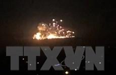 Syria: Nổ tại căn cứ quân sự ở Homs, 5 dân thường bị thương