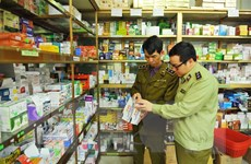 Các cơ sở kinh doanh dược triển khai biện pháp ứng phó với COVID-19
