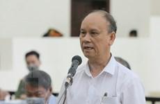 [Photo] Xử phúc thẩm 2 nguyên chủ tịch thành phố Đà Nẵng và đồng phạm