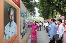 Nghệ An, Hà Nội tổ chức kỷ niệm 130 năm Ngày sinh Bác Hồ