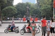Ngành du lịch Hà Nội khởi động, thu hút khách trở lại