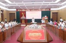 Bí thư Hà Nội: Nam Từ Liêm sẽ là quận đi đầu về phục hồi sản xuất