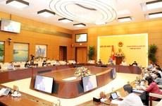 Cho ý kiến về 2 dự thảo liên quan đến kiến nghị của cử tri và nhân dân