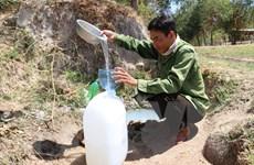 Hạn hán, thiếu nước có nguy cơ lan rộng ra các tỉnh ven biển Trung Bộ