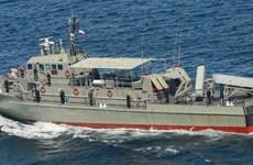 Một người thiệt mạng trong cuộc tập trận của Hải quân Iran