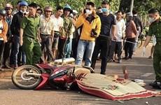 Lâm Đồng: Xe máy chở 4 người gặp tai nạn làm 2 người tử vong