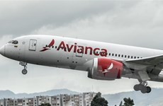 Hãng hàng không lớn thứ hai Mỹ Latinh nộp đơn xin phá sản